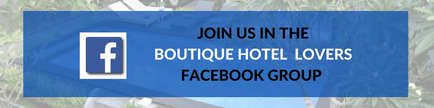 Rejoignez les amoureux des hôtels-boutiques FB Group