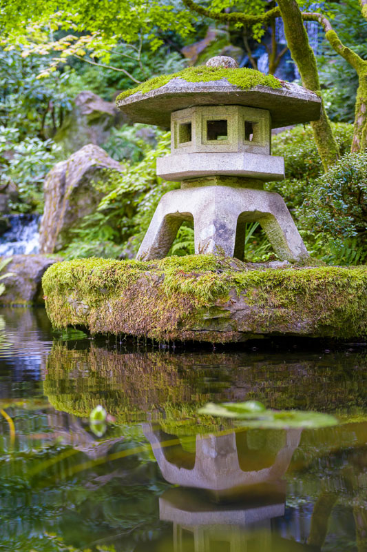 portland oregon japanese garden