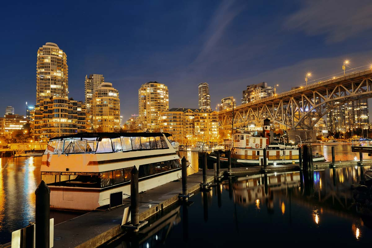 waterfront vancouver canada