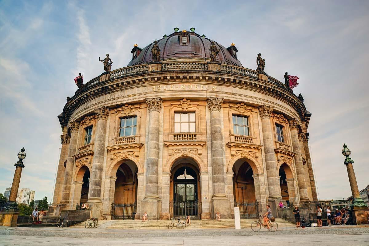 Bode Museum, Museum Island Berlin