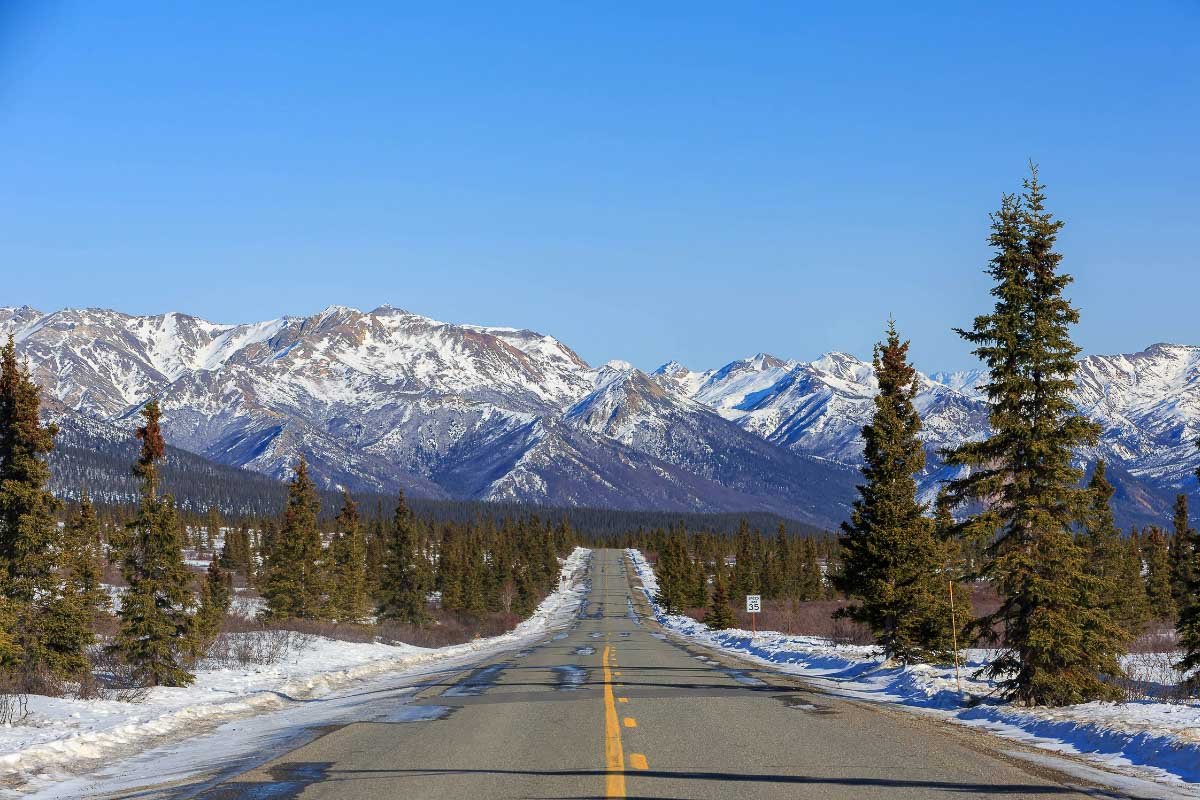 Denali National Park and Preserve alaska