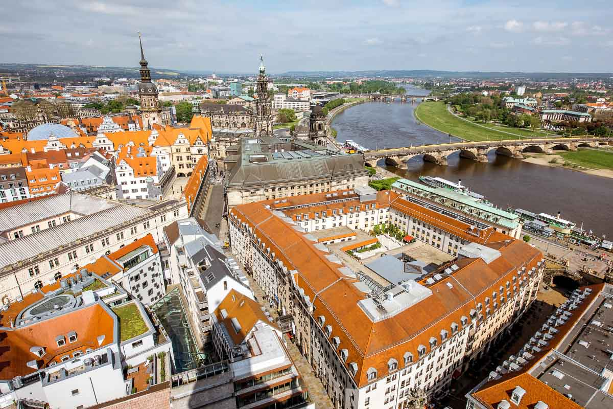 Dresden Germany most beautiful cities in germany