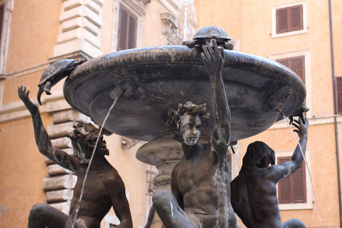 Fontana Della Tartarughe