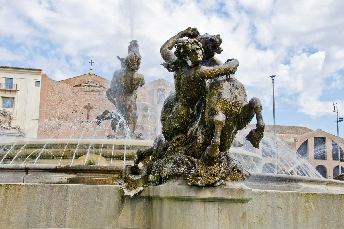 Fountain of the Water Nymphs