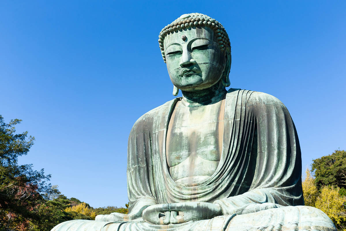 Great Buddha Kamakura japan