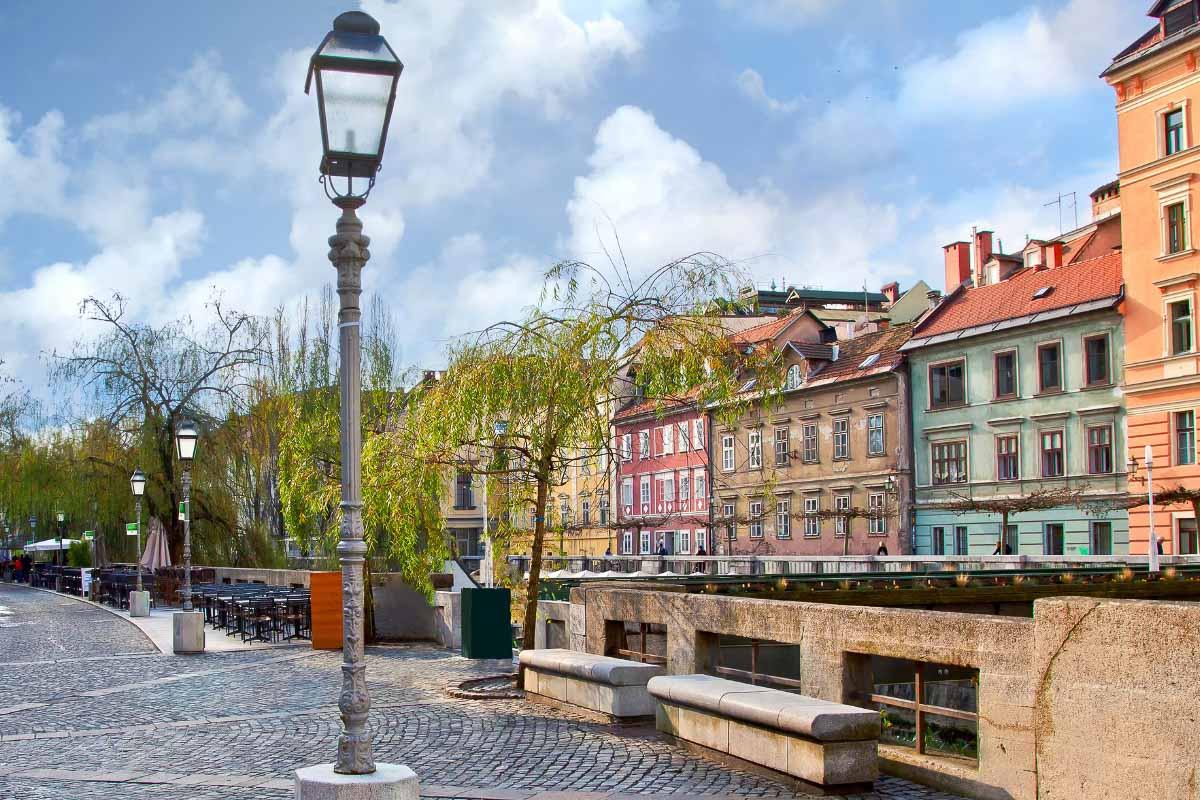 Ljubliana Slovenia