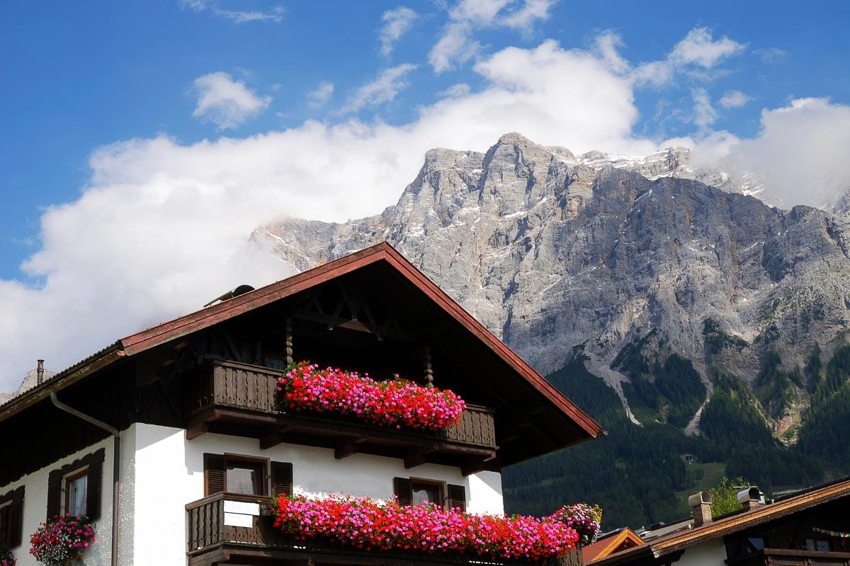 Mount Zugspitze Germany
