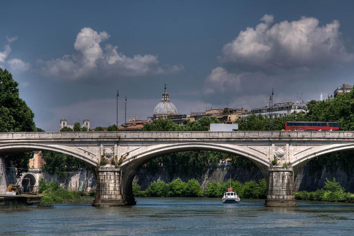 Pont Cavour rome