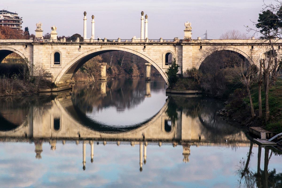 Ponte Flaminio rome