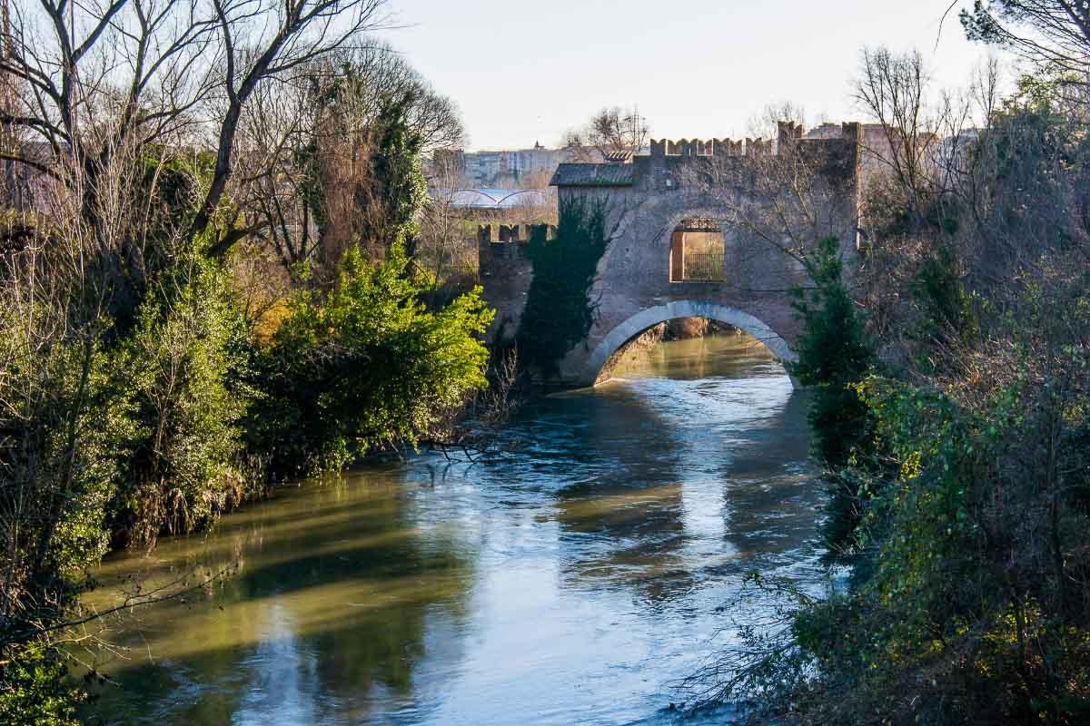 Ponte Nomentano rome