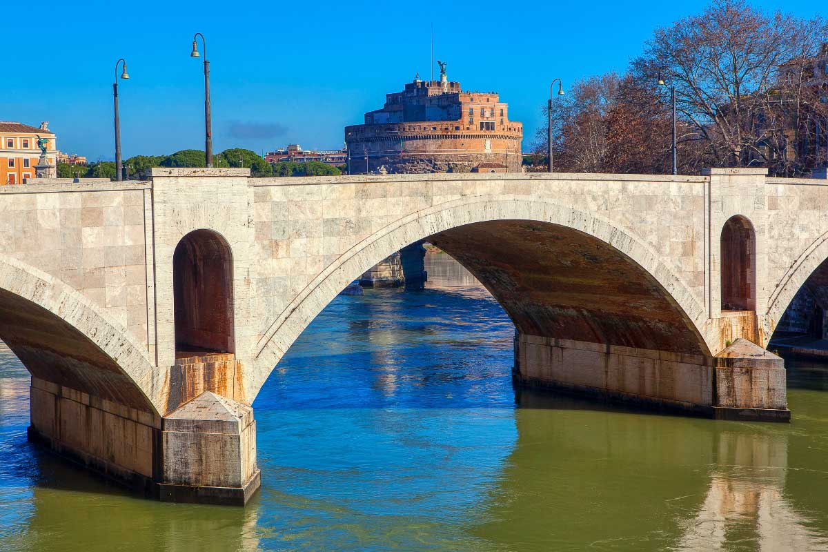 Ponte Principe Amedeo Savoia Aosta rome