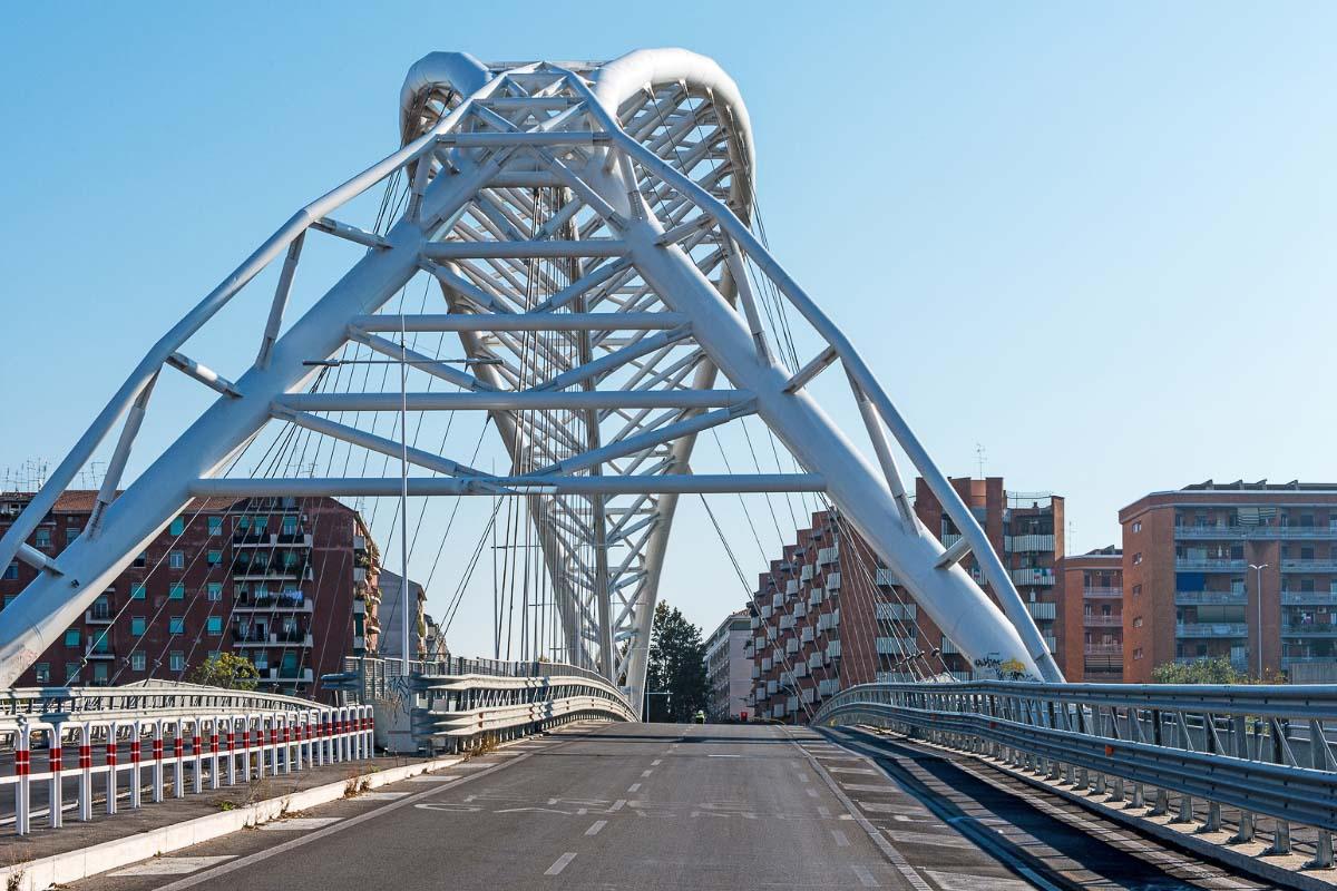 Ponte Settima Spizzichino rome