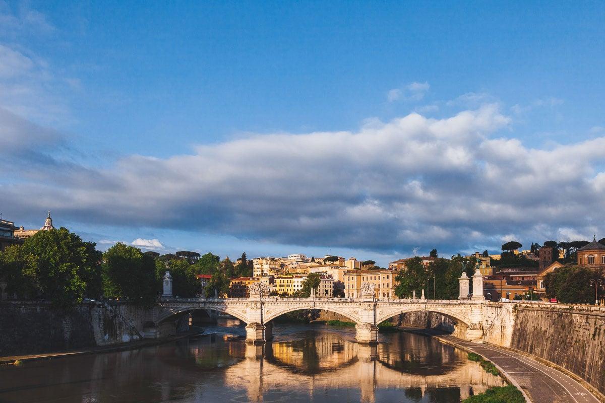 Ponte Umberto I rome