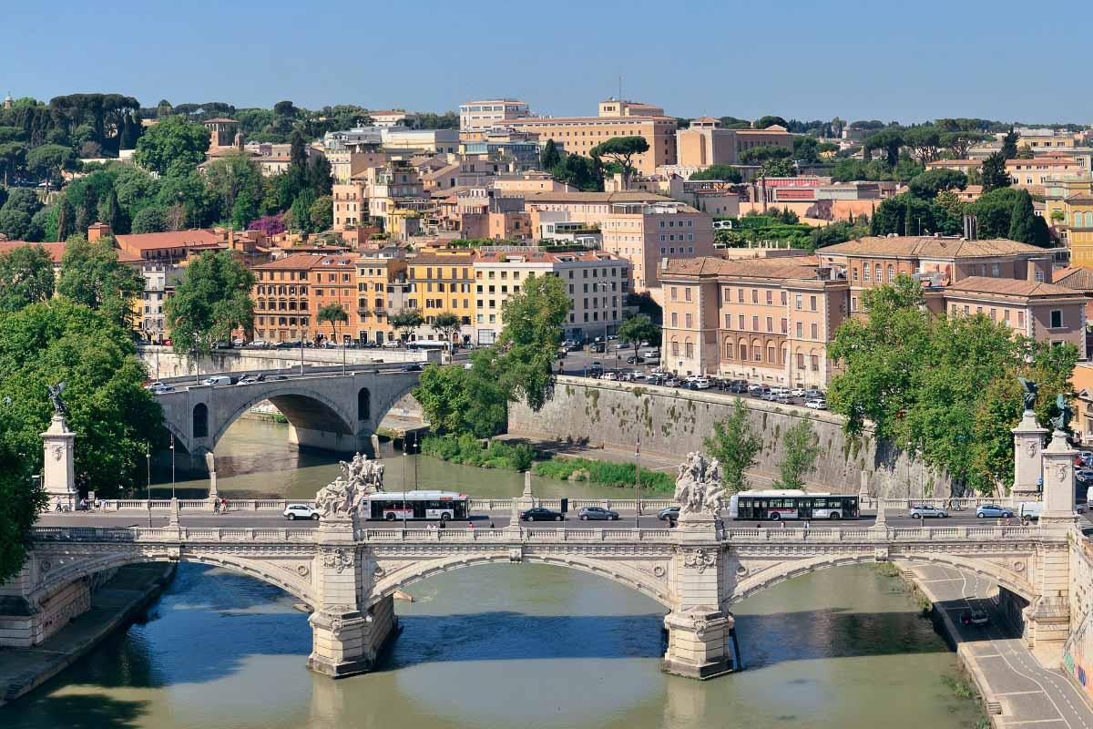 Ponte Vittorio Emmanuele ii