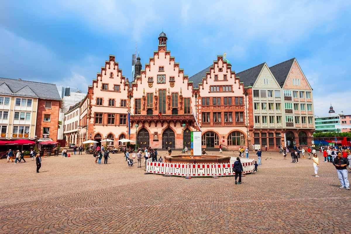 Romer Frankfurt Germany