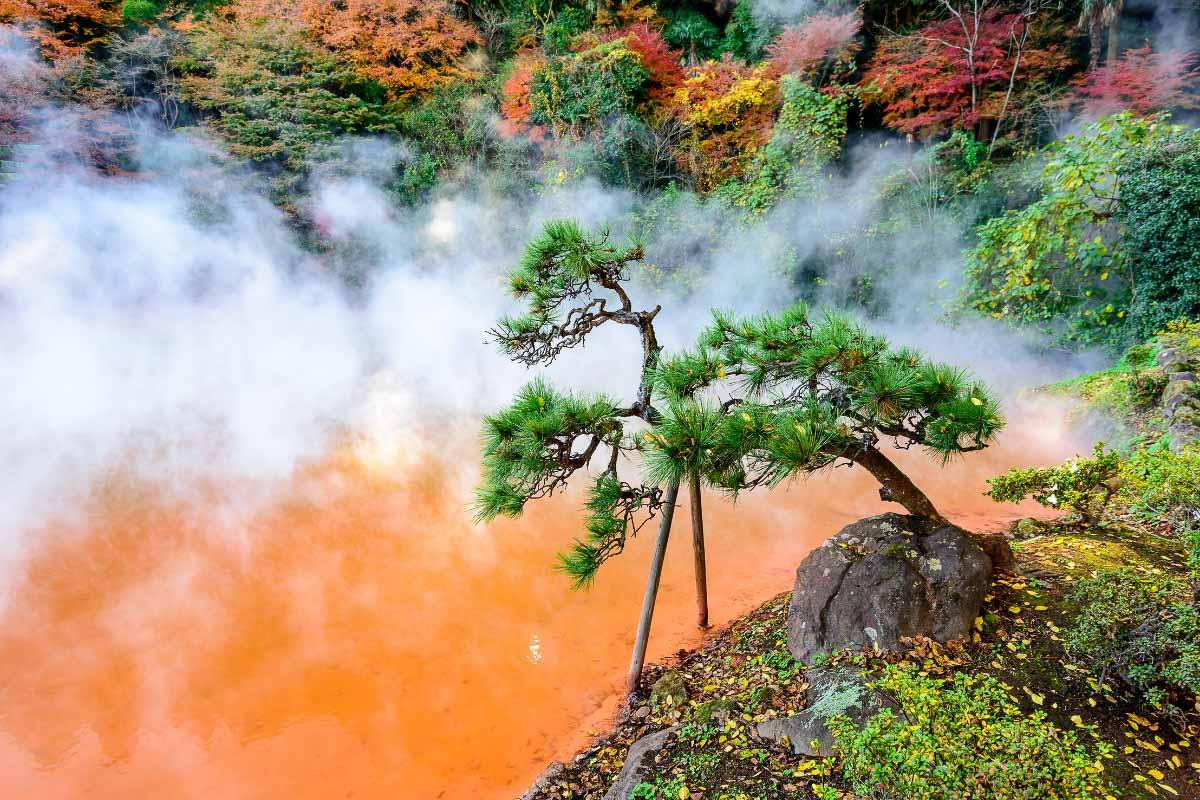 The Hells of Beppu japan