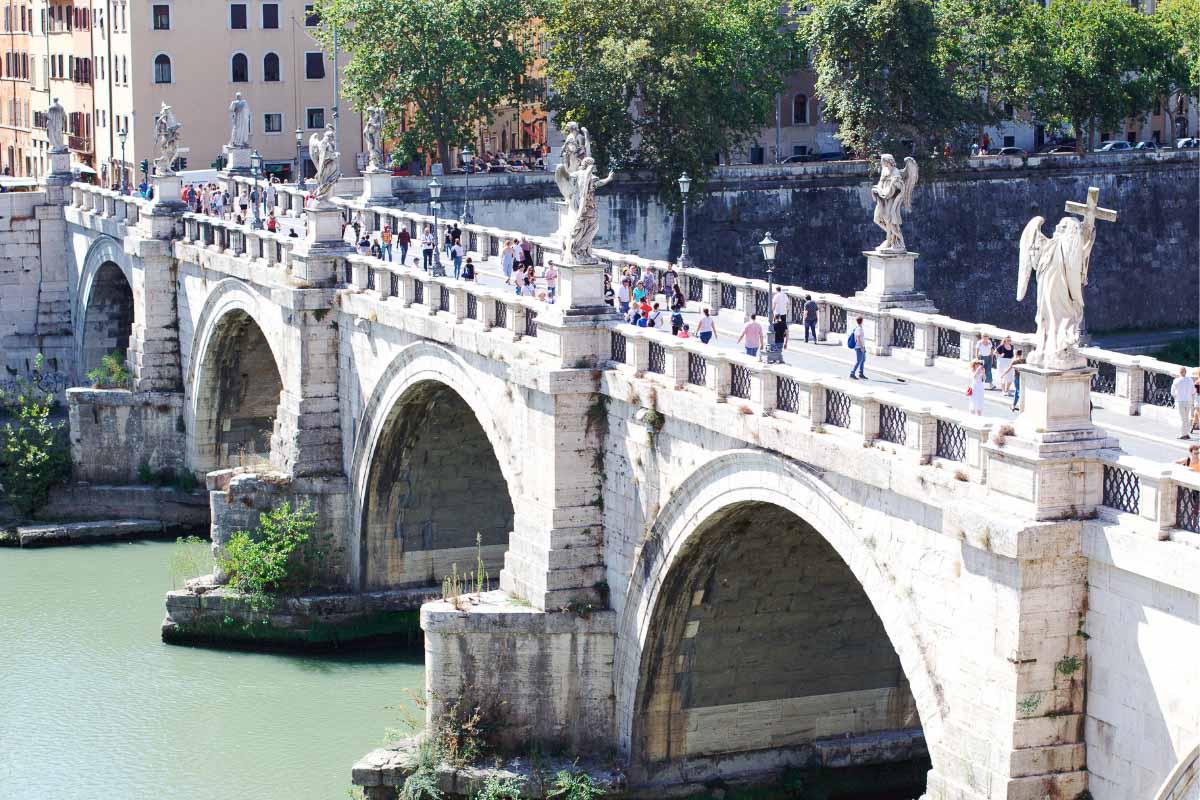 Umberto I bridge rome