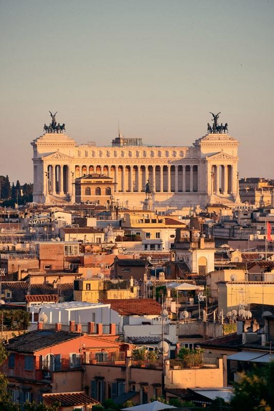 Vittorio Emmanuel monument rome