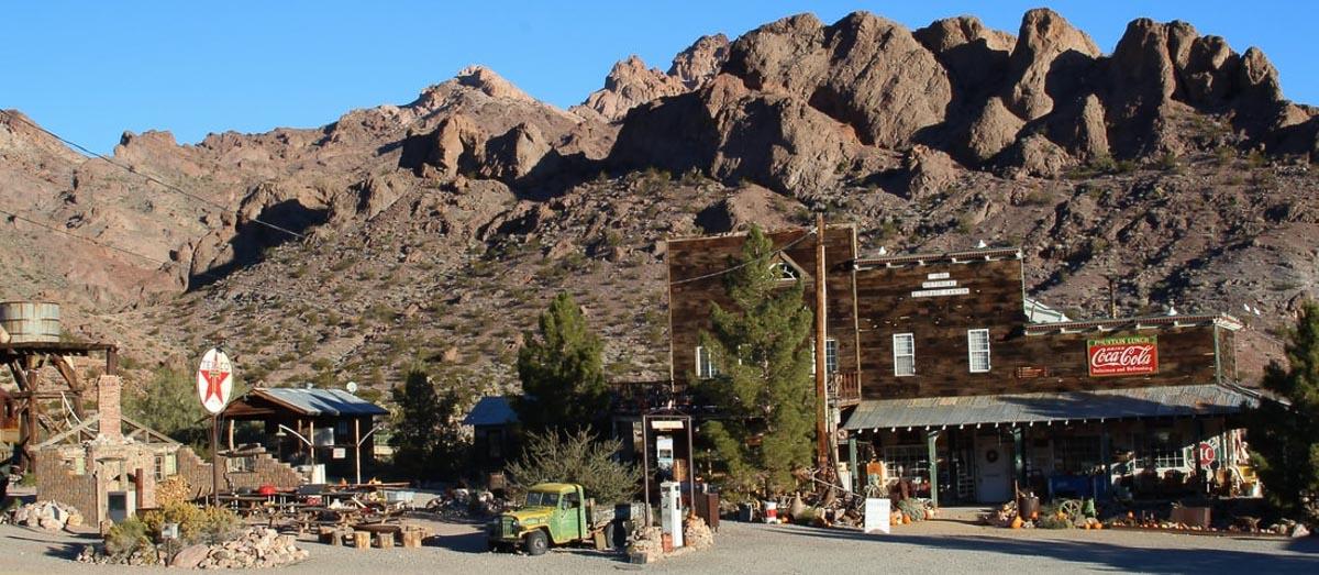el dorado canyon mines