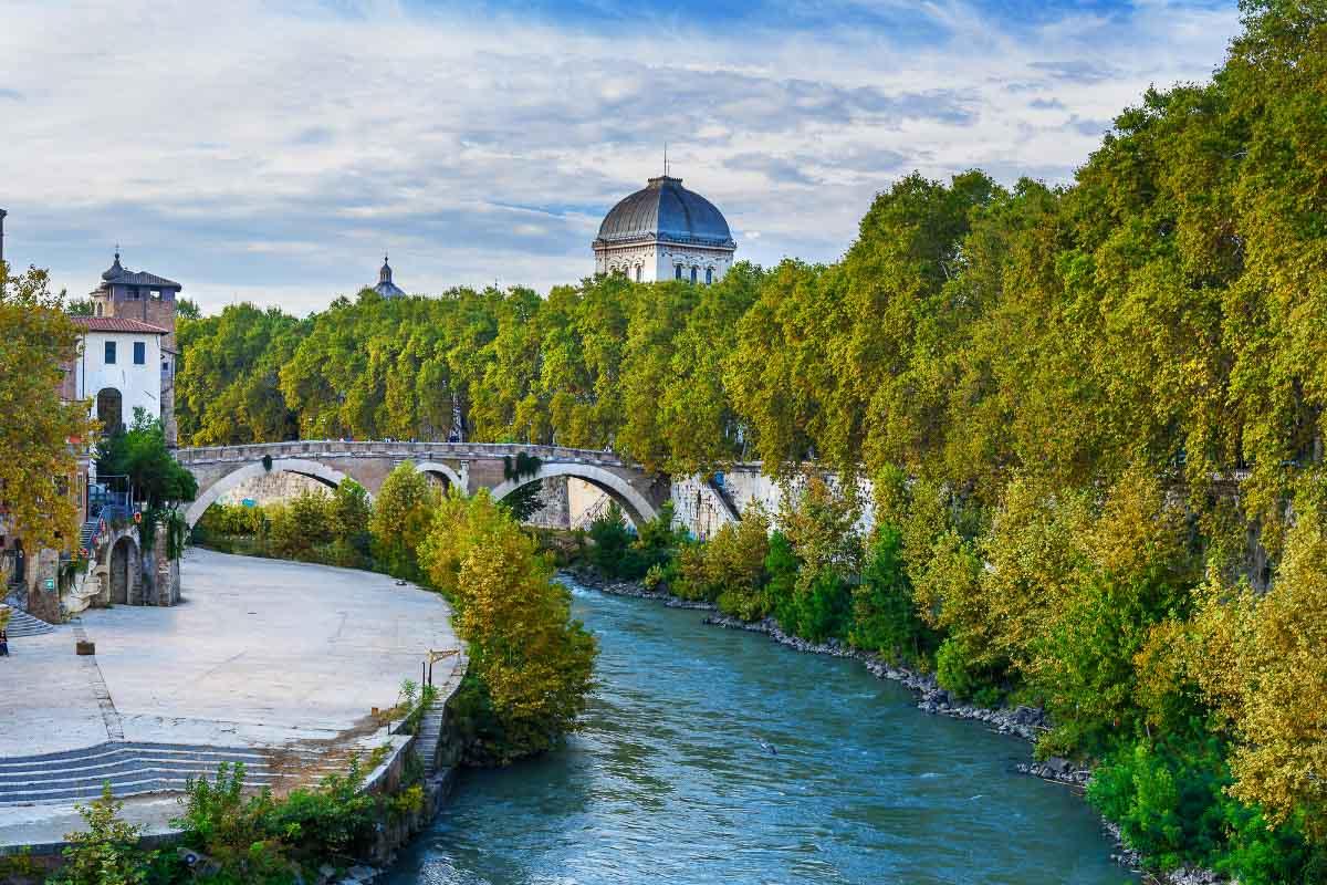 fabricio bridge rome