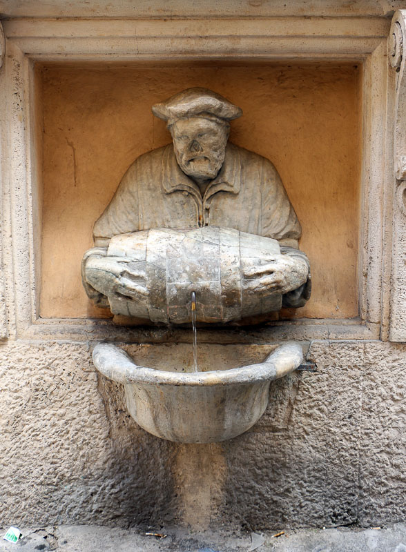 fountain of the porter
