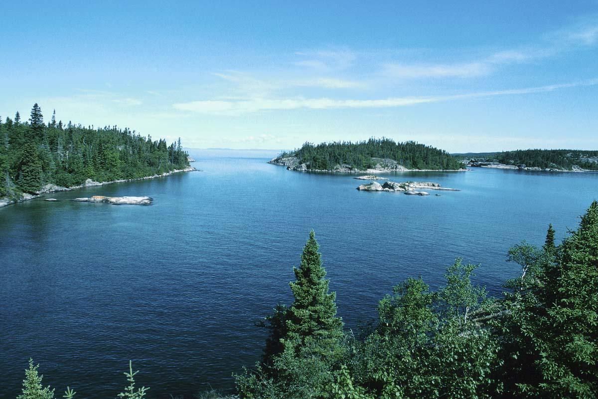 lake superior ontario canada