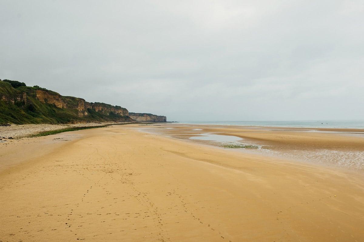 omaha beach normandy france