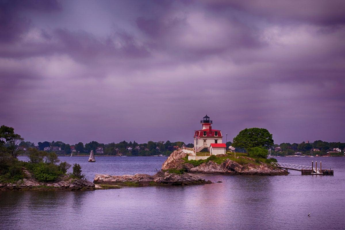 pomham rocks lighthouse rhode island
