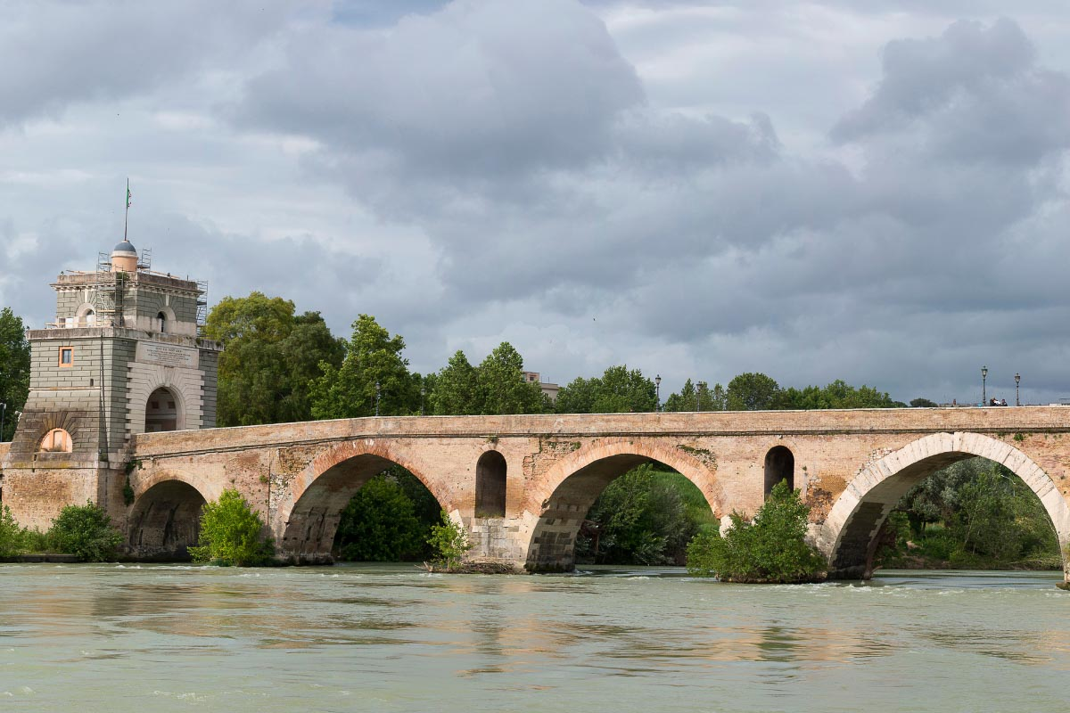 ponte milvio rome