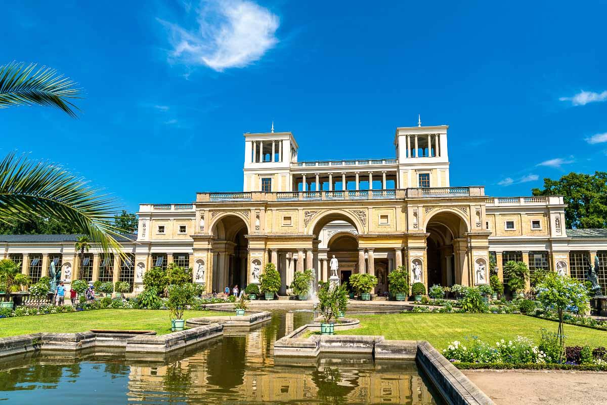sanssouci palace germany
