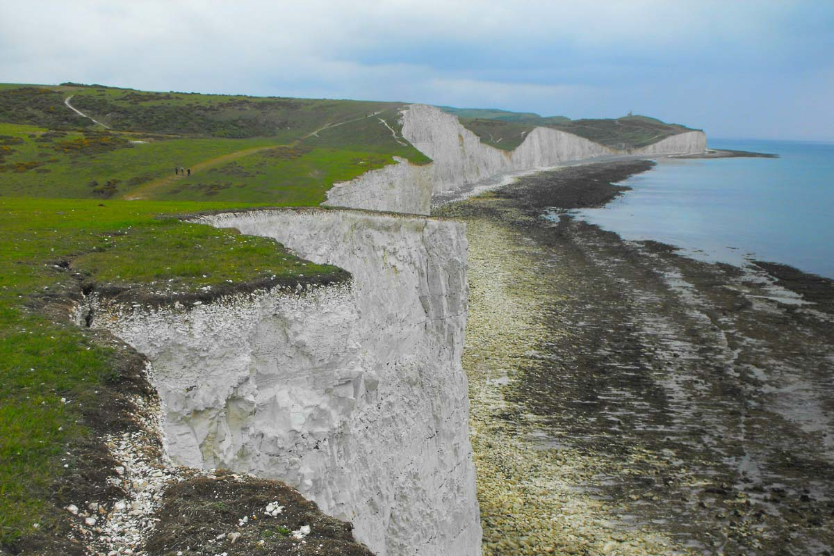 seven sisters cliff england