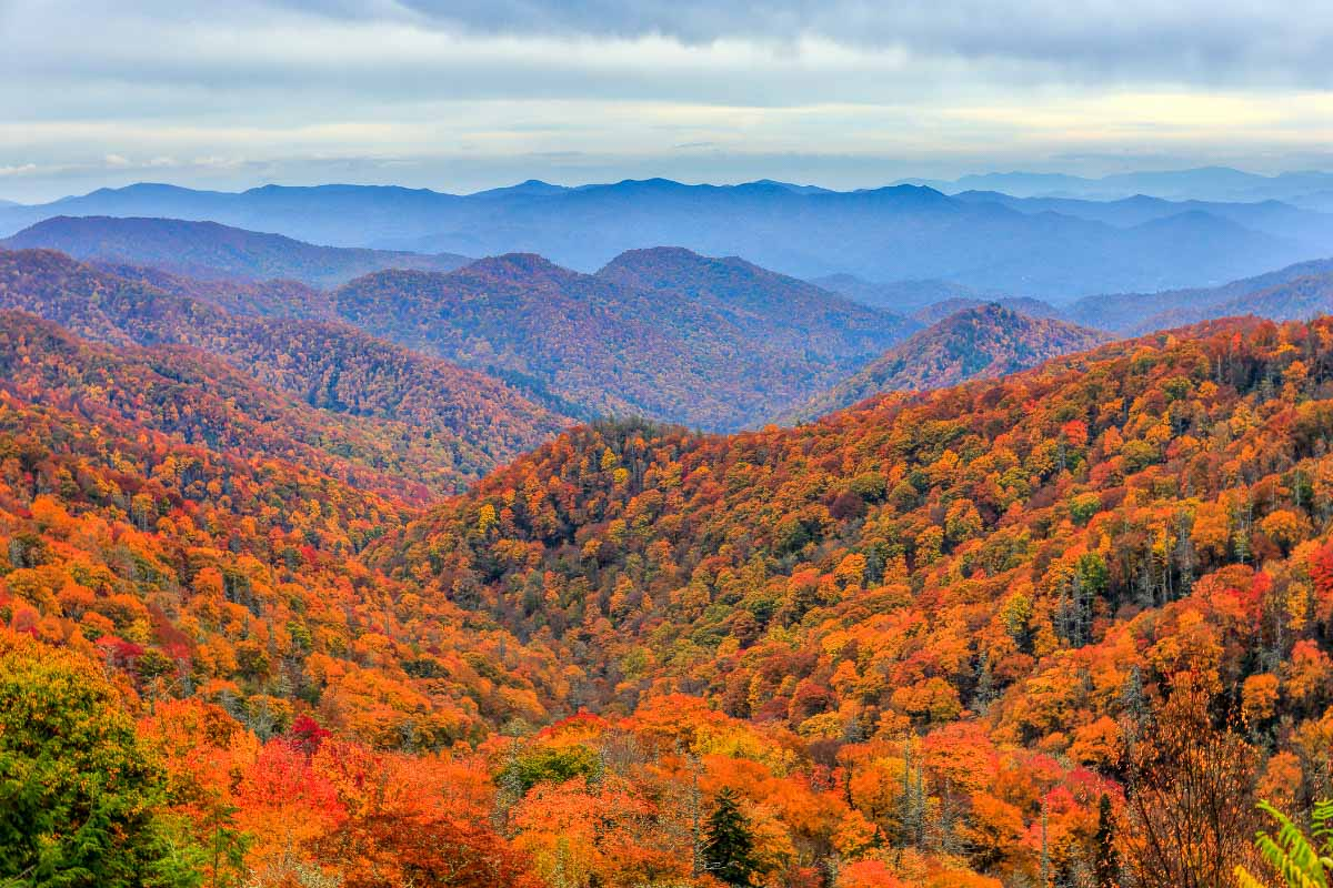 smoky mountain national park tennessee