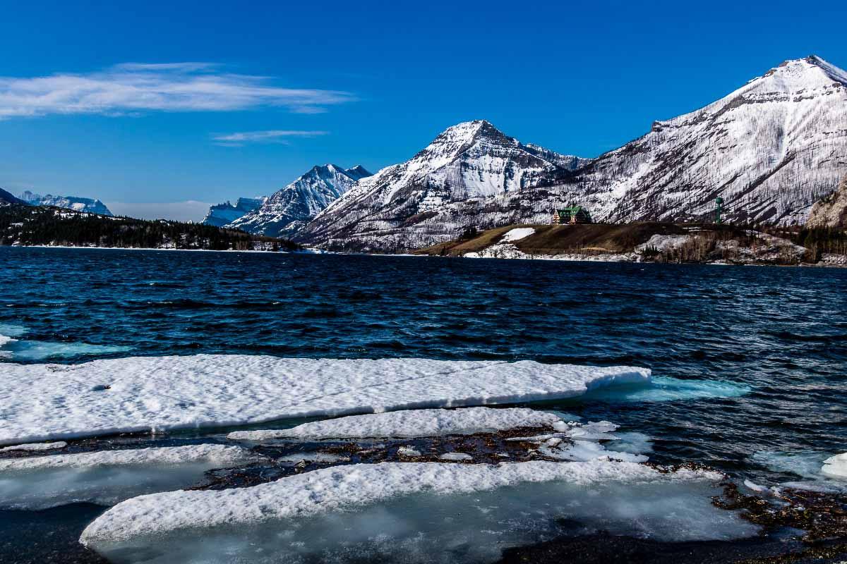 waterton lake alberta