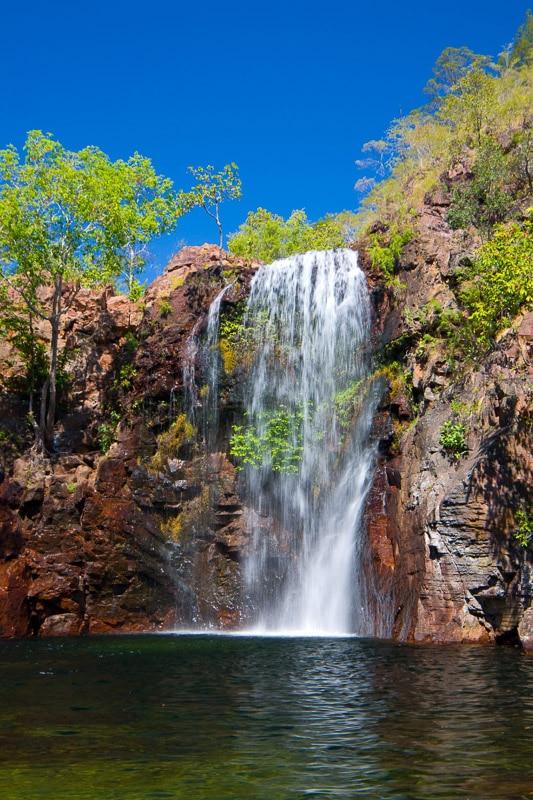 Litchfield Park Waterfall