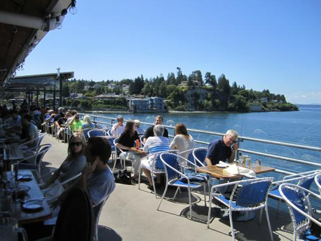 Ray's boathouse seattle