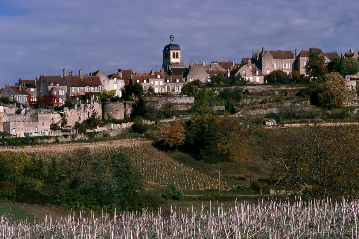 Vezelay most beautiful cities in France