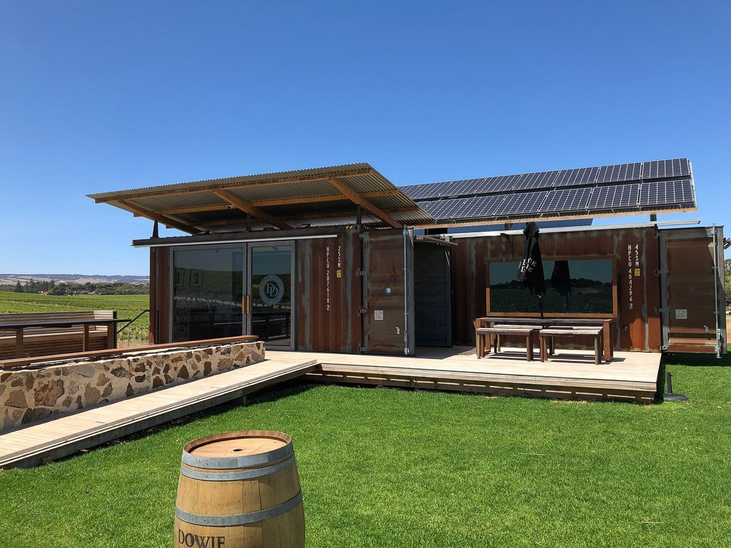 dowie-doole winery exterior