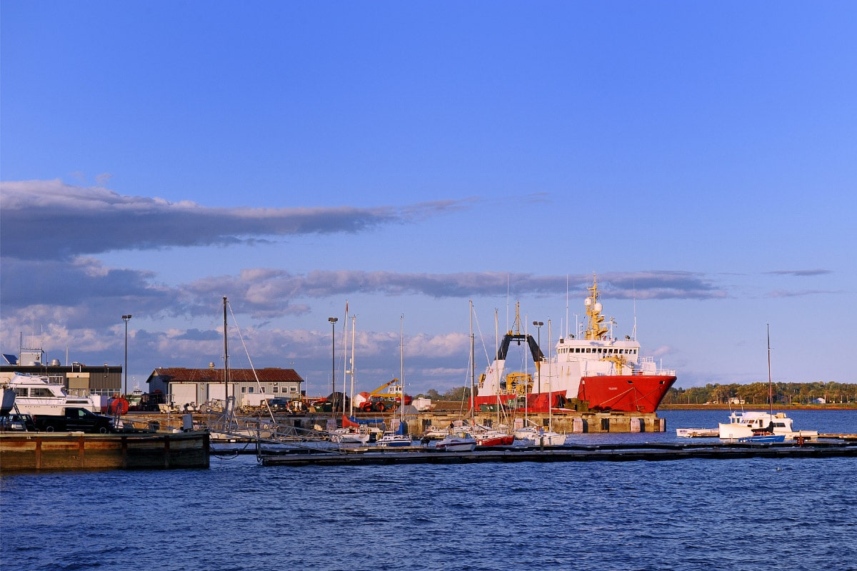 harbour charlottetown prince edward island