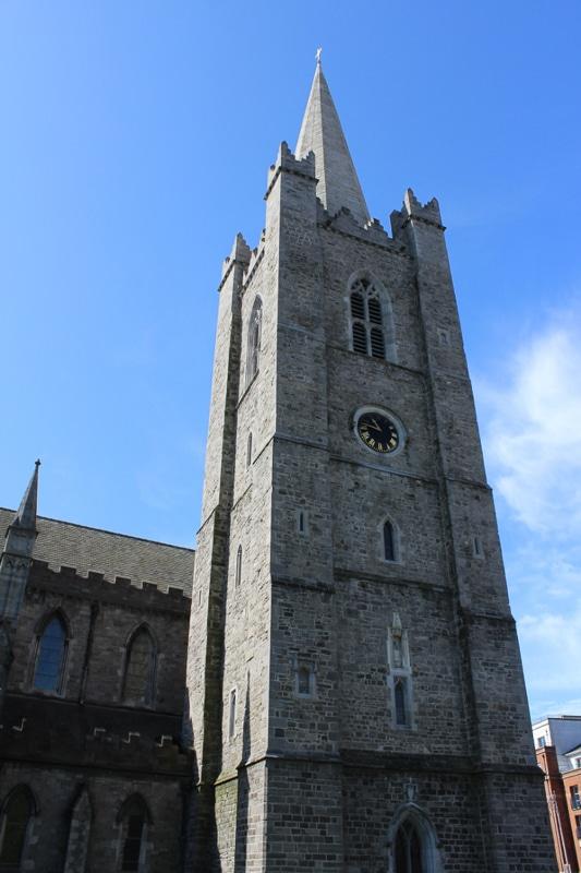 st patrick's cathedral famous ireland landmark