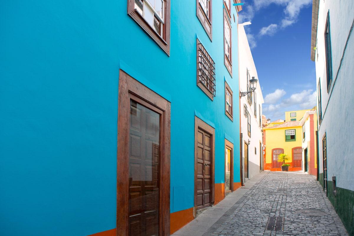 streets of Palma Mallorca