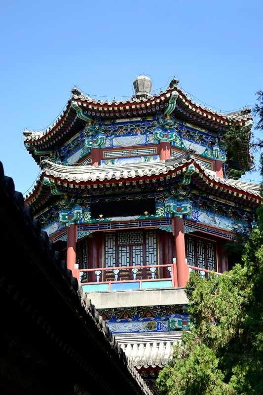 summer palace bejing