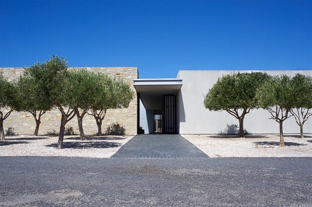 primo estate winery entrance