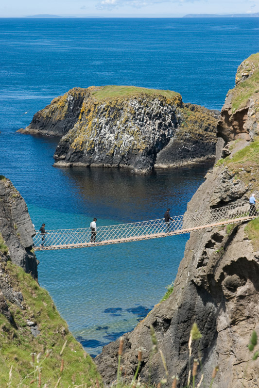 Carrick-A-Rede Bridge northern ireland