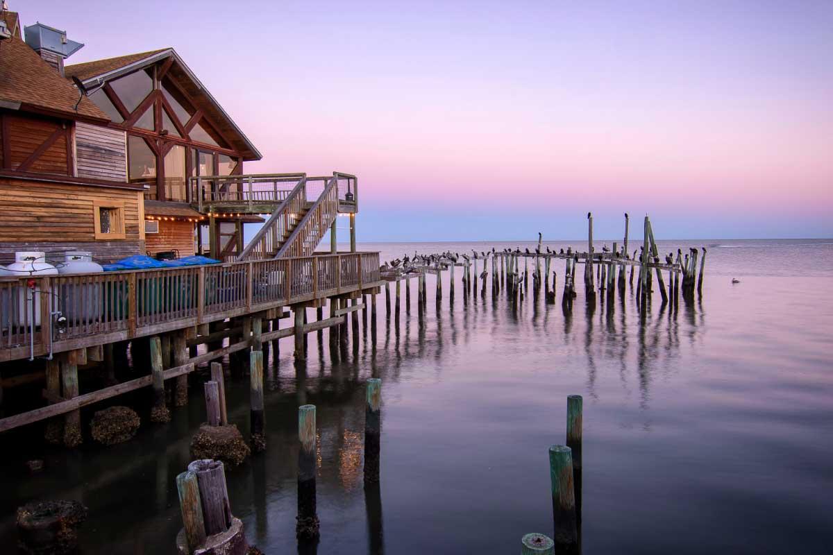 Cedar Key Sunset in florida
