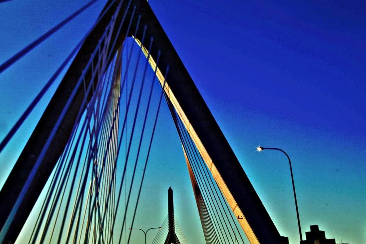 Leonard Zakim Bunker Hill Memorial Bridge