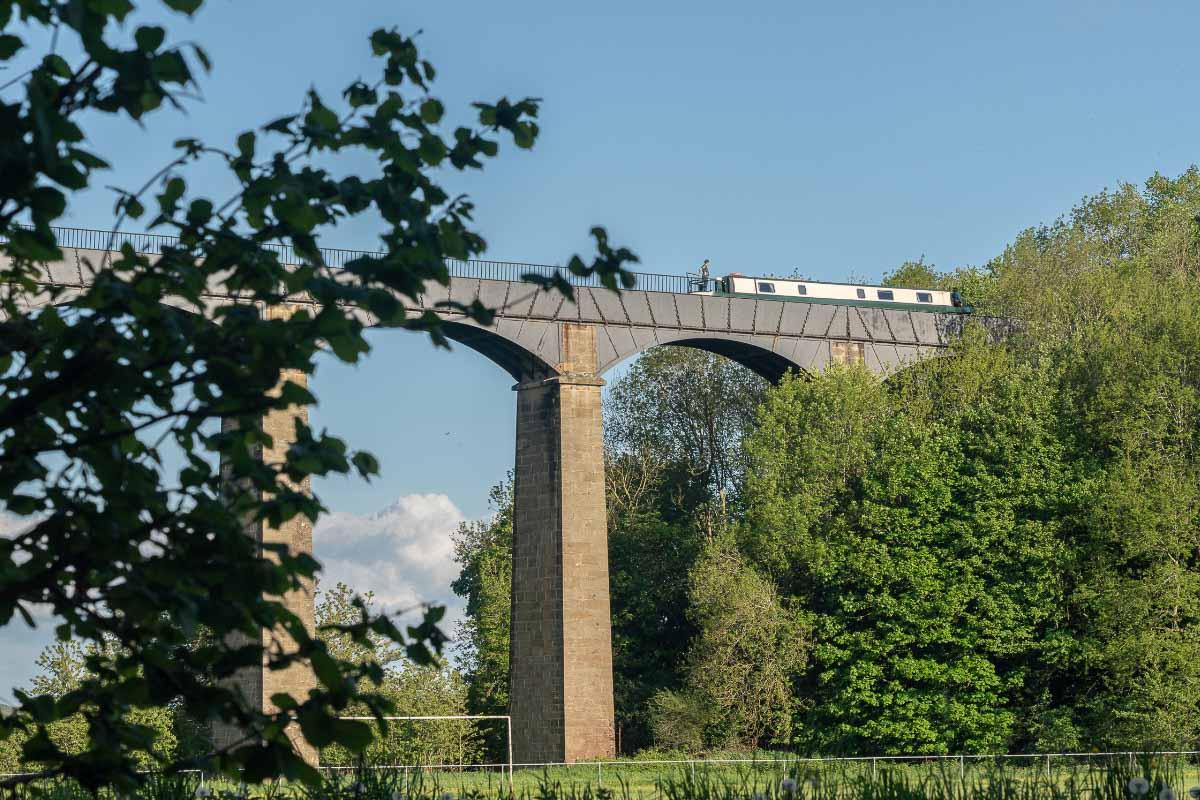 Pontcysyllte Aqueduct wales