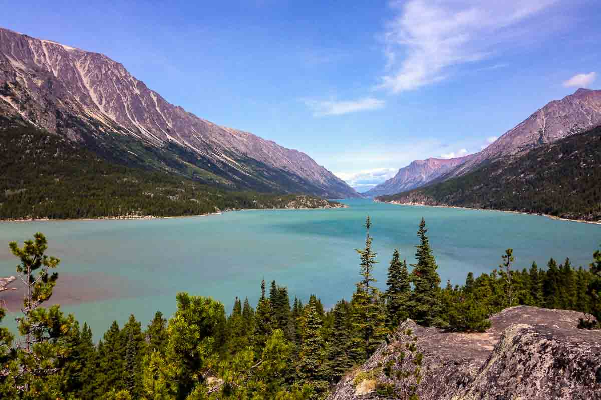 bennett lake canada
