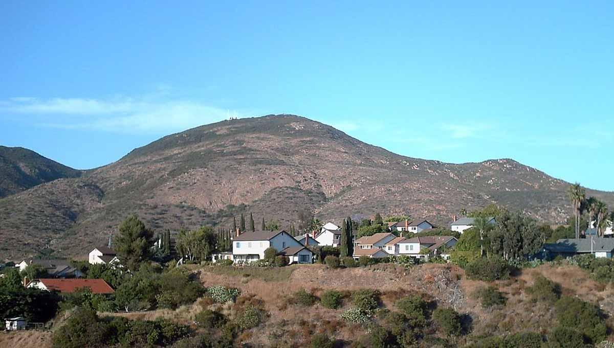 cowles mountain san diego