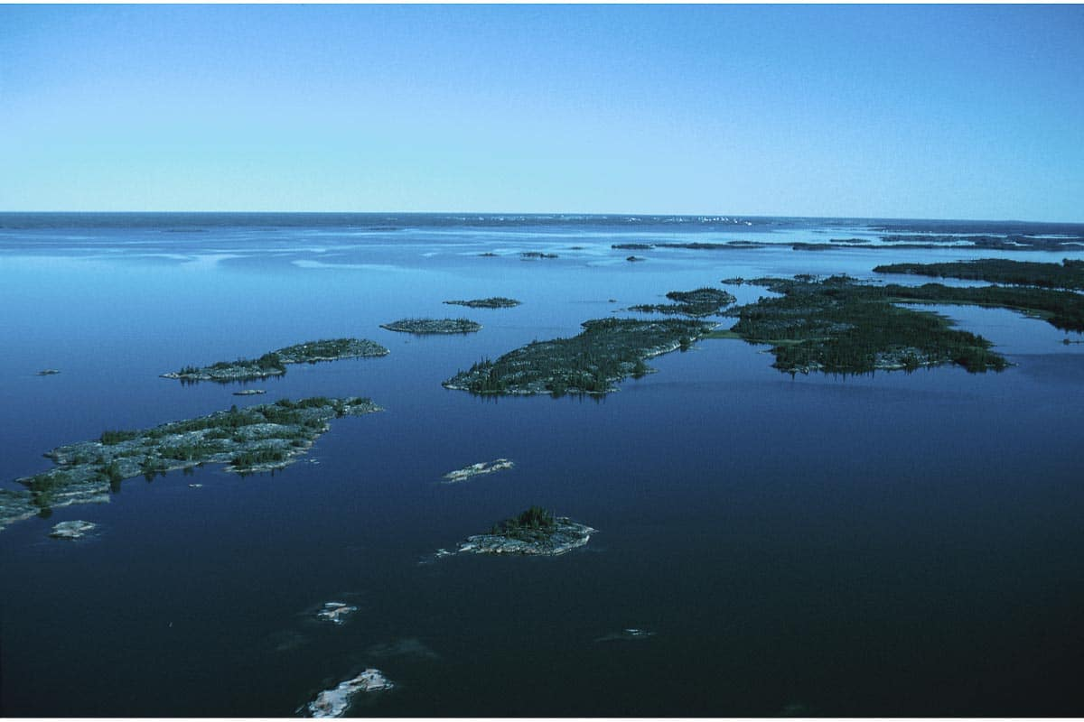 great slave lake northwest territories