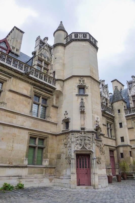 hotel de cluny paris